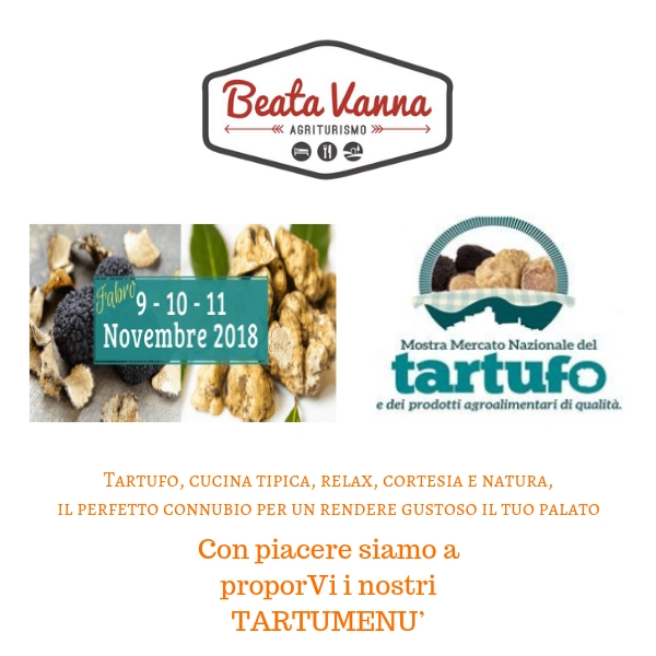 pop up - tartufo 2018